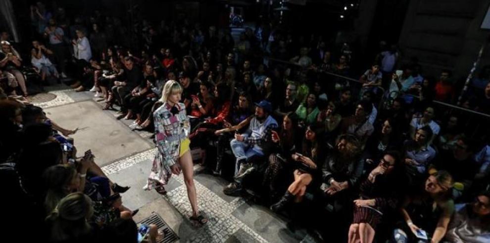 Diseñadores emergentes se presentan esta noche en Panamá Fashion Route