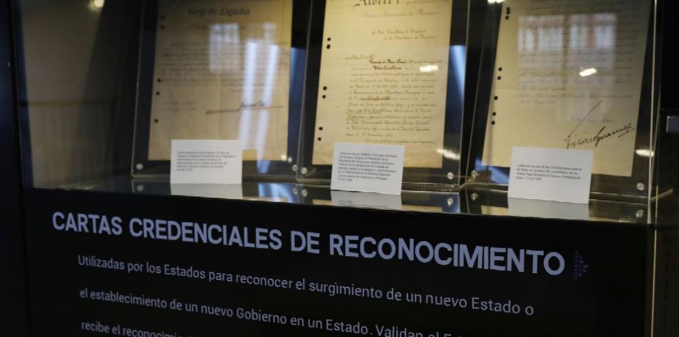 Un palacio que acoge la huella histórica de la diplomacia panameña