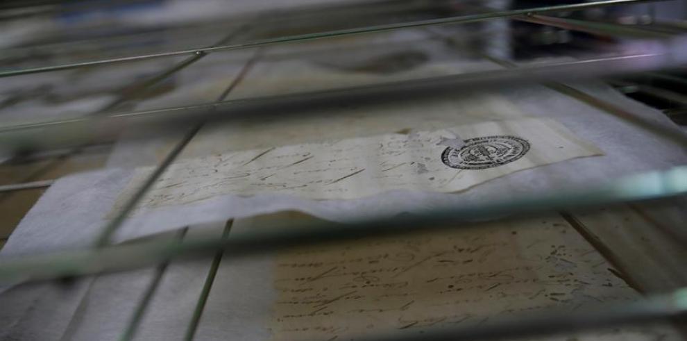 Las trazas históricas de Ciudad de Panamá atesoradas en su Archivo Nacional