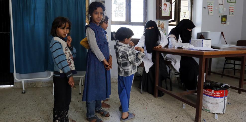La OMS advierte que el número de casos de sarampión globales se ha triplicado