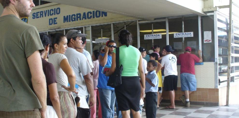 Migración respetará estatus temporal de extranjeros