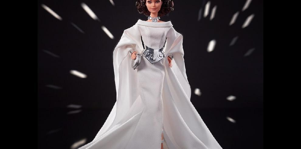 ¡Que la fuerza acompañe a Barbie! Mattel lanza nueva muñeca inspirada en Star Wars
