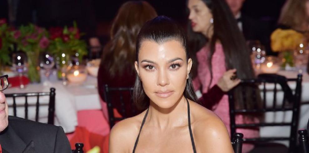 Kourtney Kardashian 'copia' a su sobrina True en su último negocio