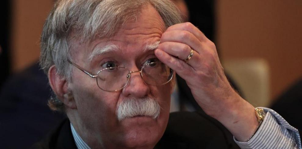 John Bolton asegura que Estados Unidos apoyará un brexit sin acuerdo