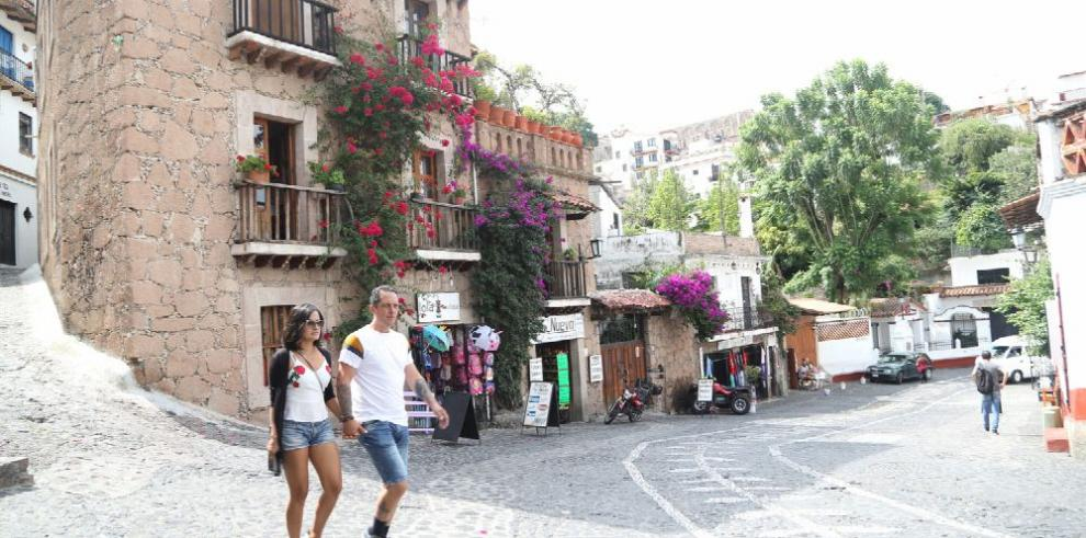 Taxco, entre escarabajos, turistas y la plata