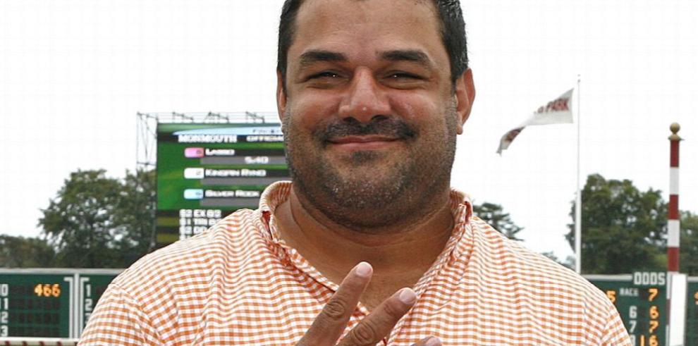 Navarro, presente en el Pacific Classic