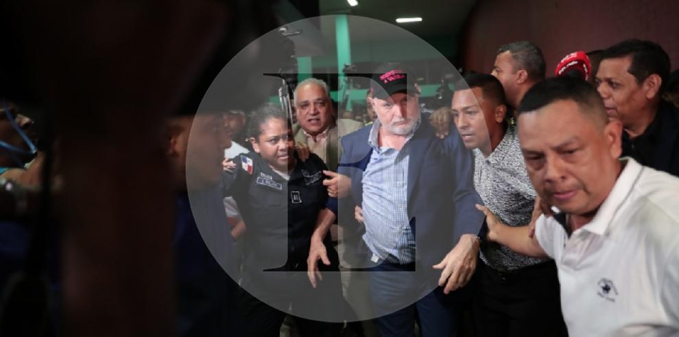 El Tribunal declaró no culpable a Martinelli y ordenó su libertad inmediata