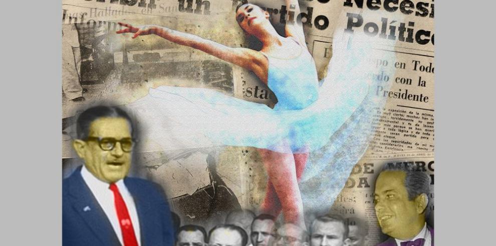'El complot ha sido divertido para mí': la carta que involucró a Margot Fonteyn