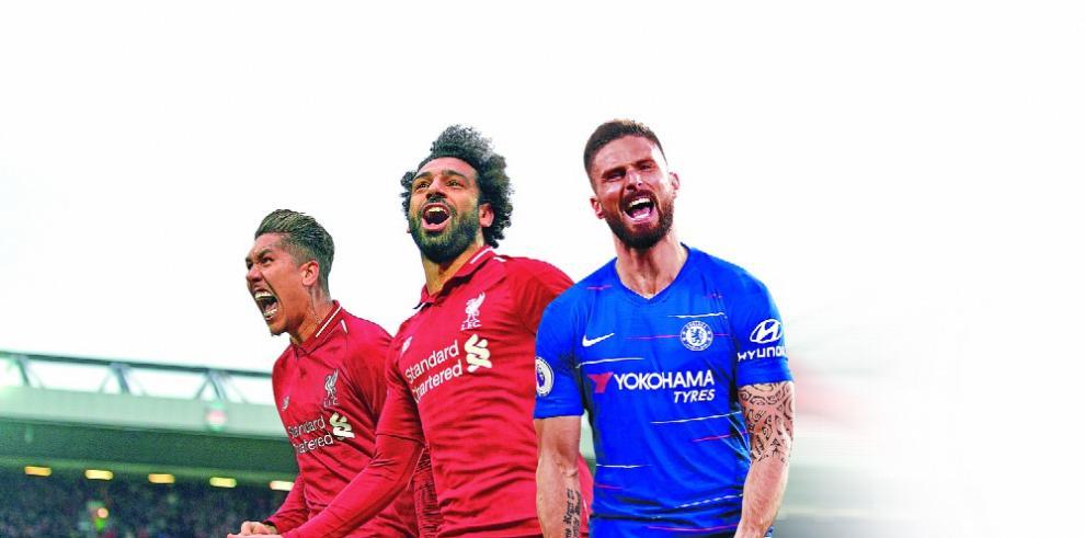 El Chelsea se enfrenta ante el Liverpool en la final de la Supercopa