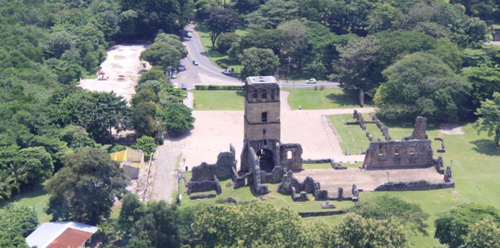 Panamá Viejo y la iluminación histórica del quinto centenario