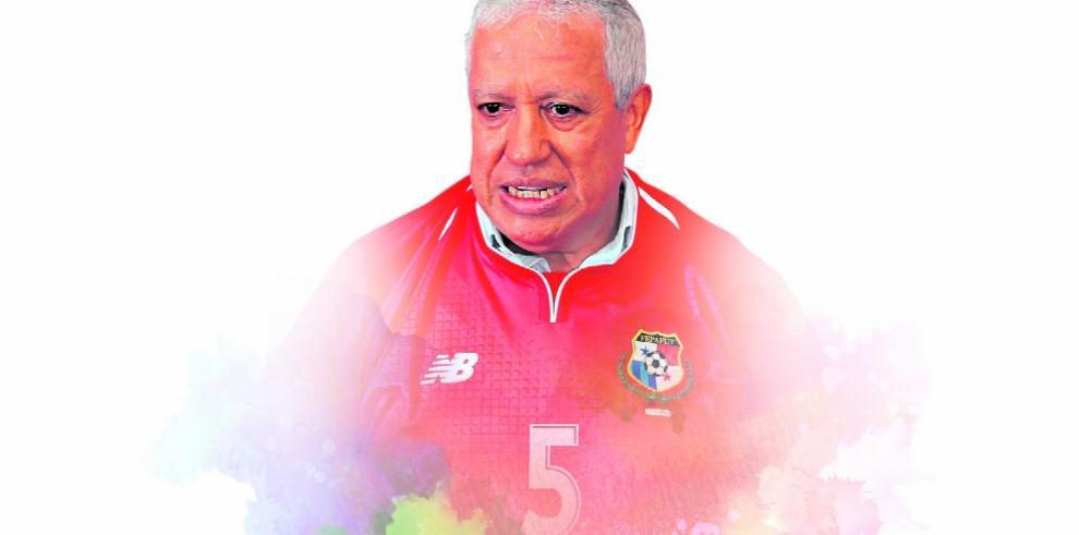 Era 'Tolo' Gallego en Panamá. Toma uno: 'luces, cámara, acción'