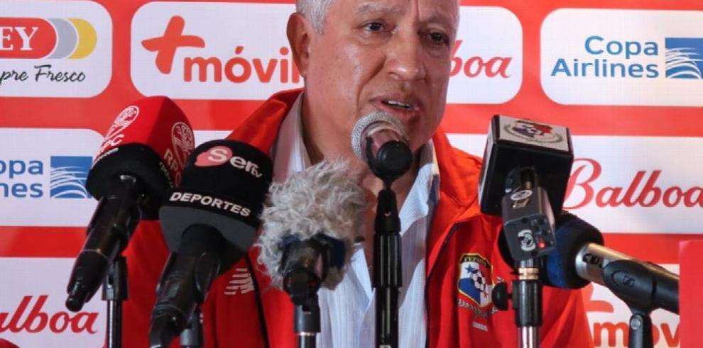Gallego: 'los jugadores panameños deben ser más agresivos'