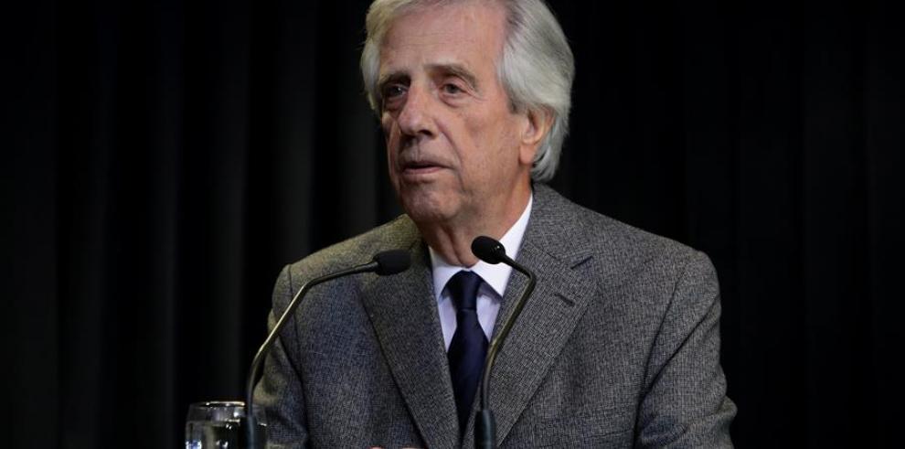 El presidente de Uruguay revela tener un nódulo pulmonar con