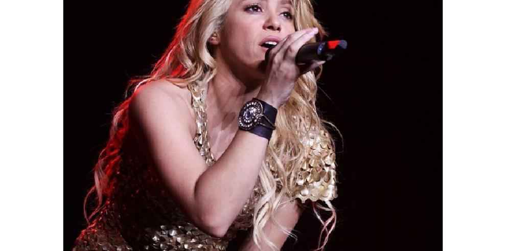 Shakira despidió sin miramientos a Nile Rodgers por llevarle la contraria