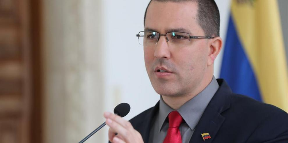Arreaza: EEUU quiere que Venezuela sea territorio de guerra con Rusia y China