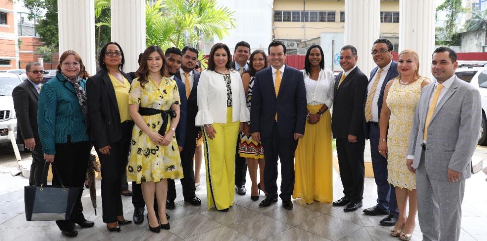 Colegio Nacional de Abogados celebra sus 90 años