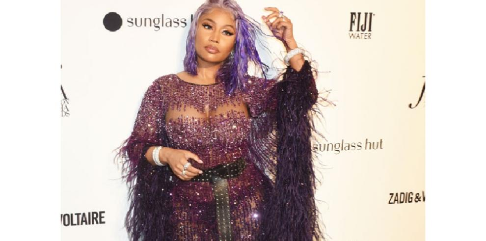 Nicki Minaj adoptará el apellido de su novio Kenneth Petty