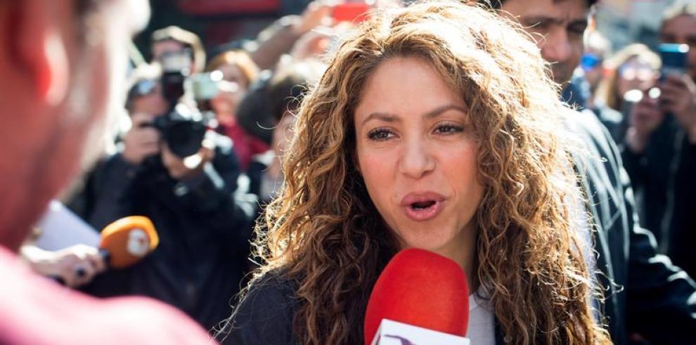 Shakira niega que plagiara