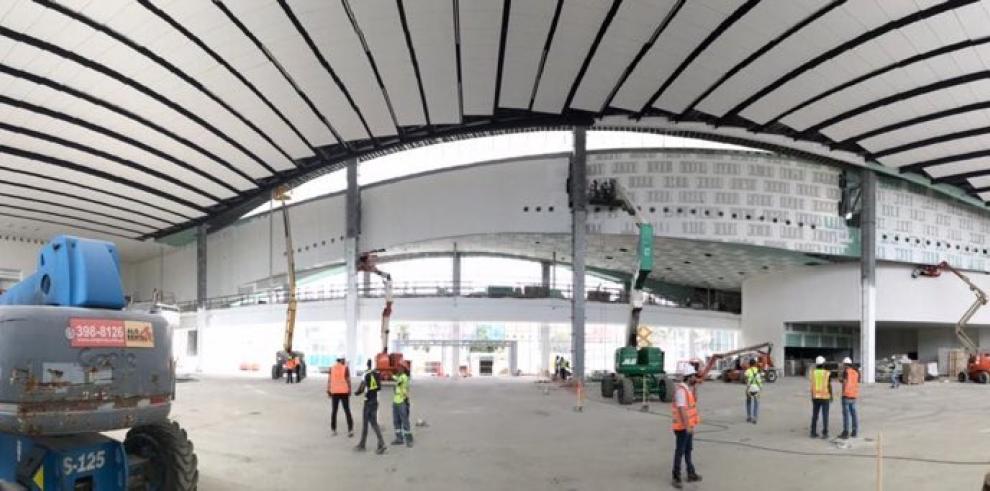 Centro de convenciones de Amador abre sus puertas el 1 de mayo
