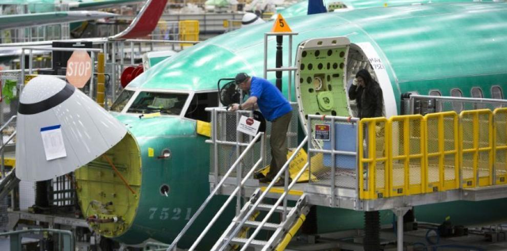 Boeing desvela las mejoras de seguridad que prevé implementar en los 737 Max
