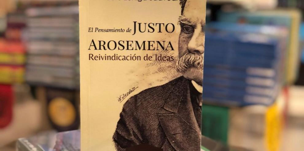 Presentan obra dedicada a Justo Arosemena