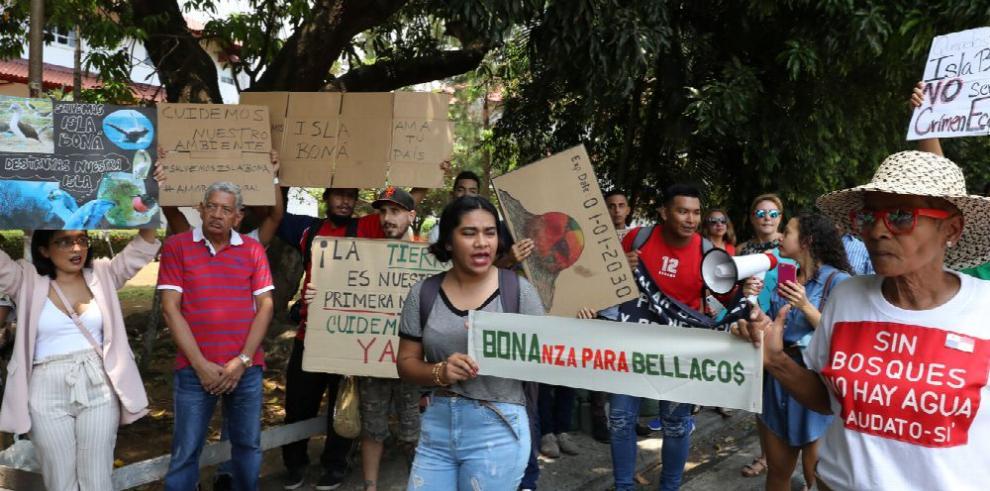 Ambientalistas piden declarar isla Boná un refugio de vida silvestre