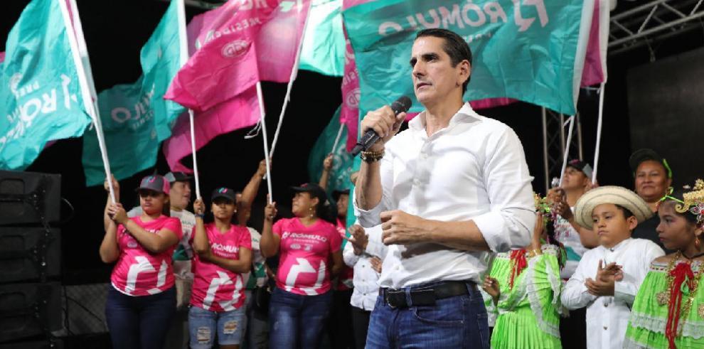 Rómulo Roux asegura que el PRD, Varela y Cortizo han sido incapaces de gobernar