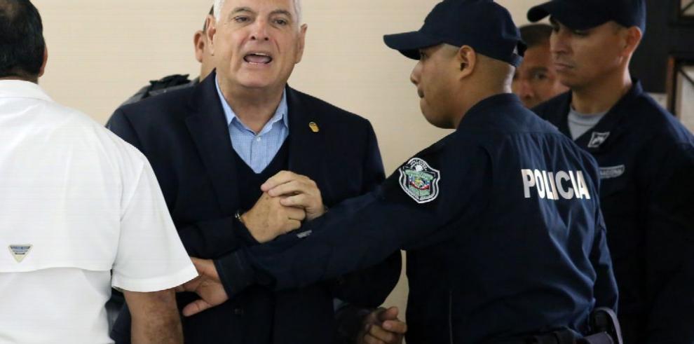 Magistrado Trujillo será el ponente del amparo de garantías