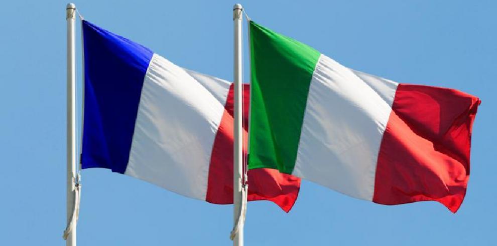 Italia y Francia recuperan relación cordial tras reunión sobre crisis libia