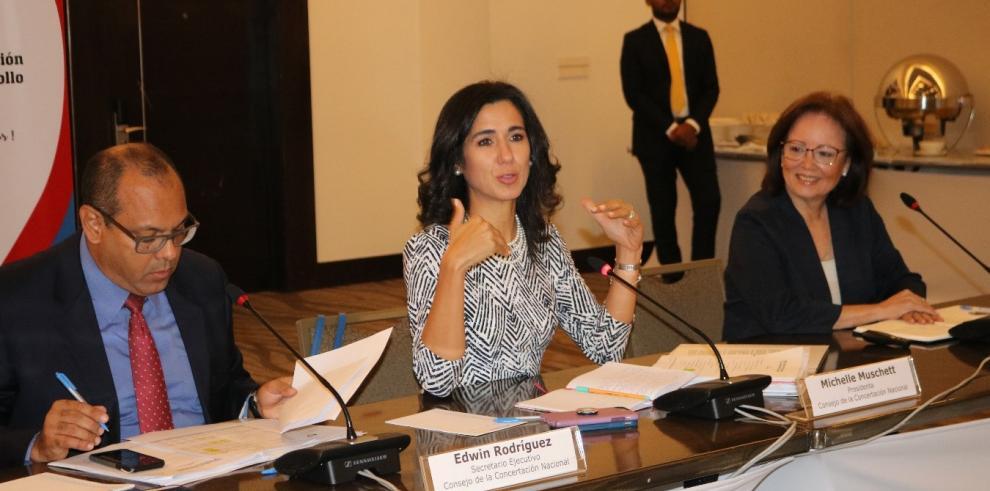 Concertación incorpora al PNUD para debate de las reformas constitucionales