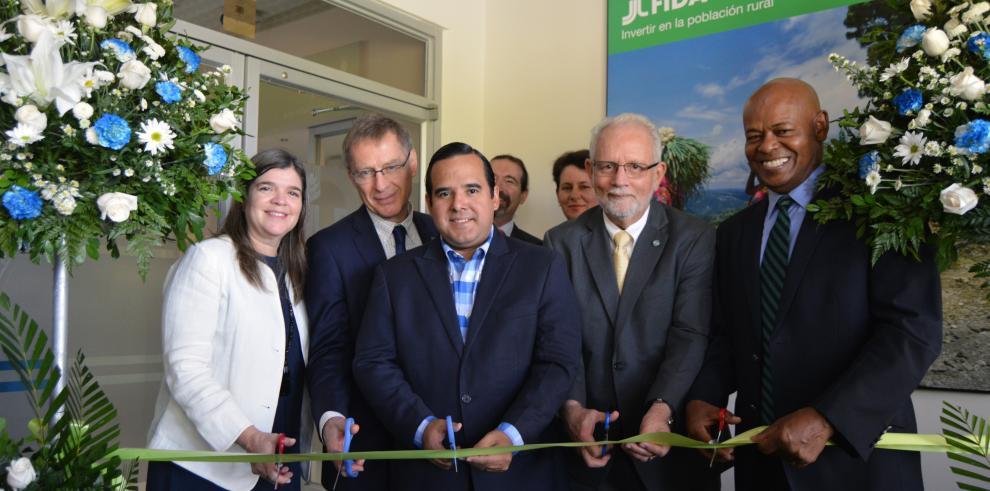 Fondo Internacional de Desarrollo Agrícola inaugura nueva sede regional en Panamá