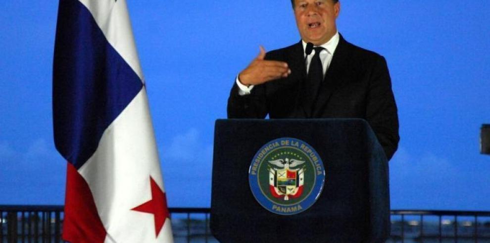 Varela amenaza con tomar 'medidas concretas' contra Venezuela