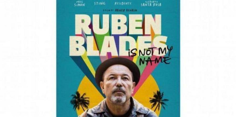 'Yo no me llamo Rubén Blades', es nominada a los Premios Platino
