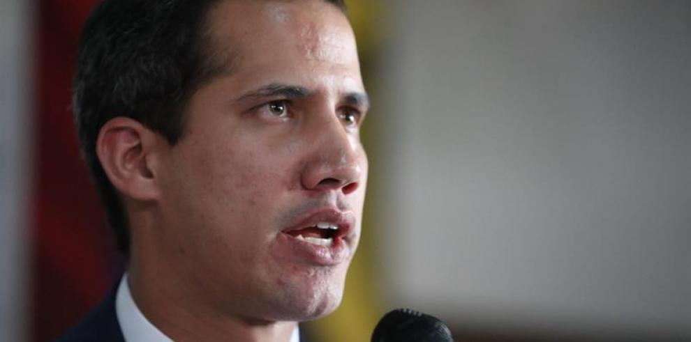 Guaidó denuncia arresto de vicepresidente de la Asamblea Nacional