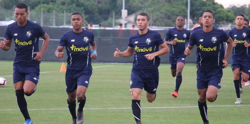 Panamá define su permanencia en el torneo Sub-17