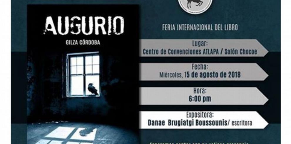 'Augurio', cuentos de Gilza Córdoba