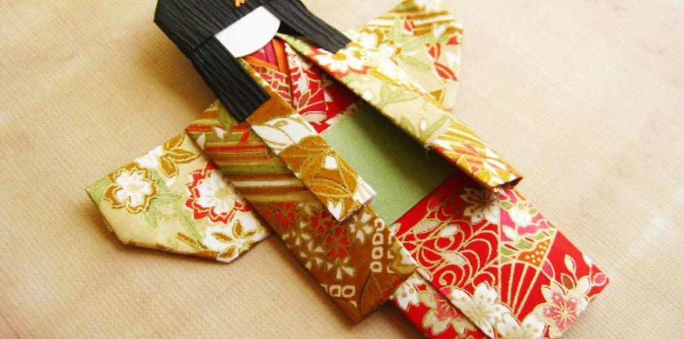 Doblar papel, el arte del Origami