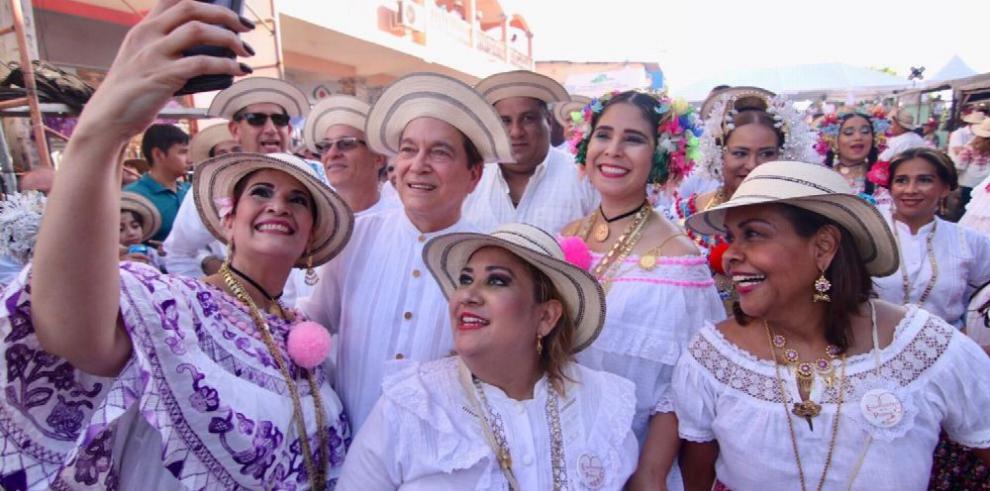 Cortizo afirma que creará ministerio de Cultura