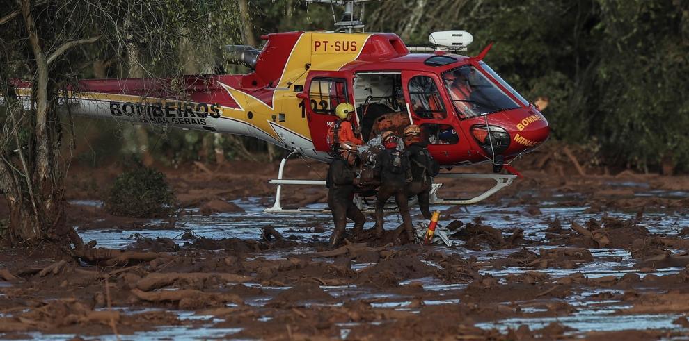 Fiscalía crea fuerza de tarea para investigar la tragedia de presa en Brasil