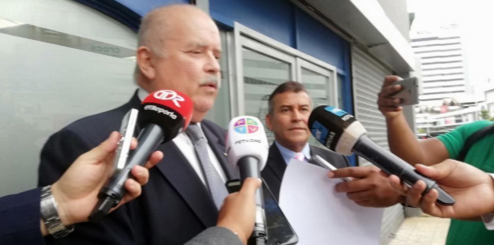 Bernal y Sittón denuncian al expresidente Varela por el caso Odebrecht