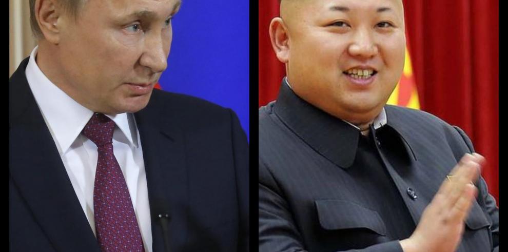 Kremlin confirma cumbre de Putin con Kim en Rusia en