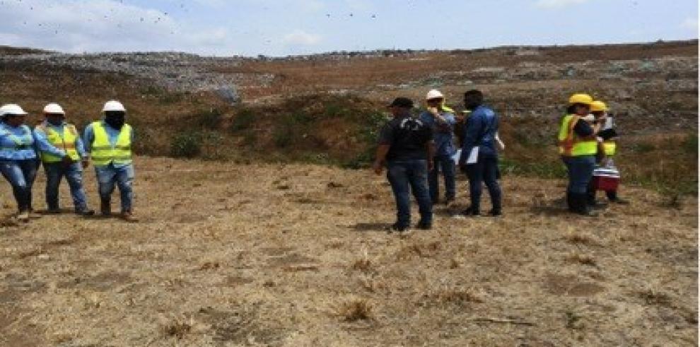 MP realizó inspección en Cerro Patacón por denuncias de contaminación