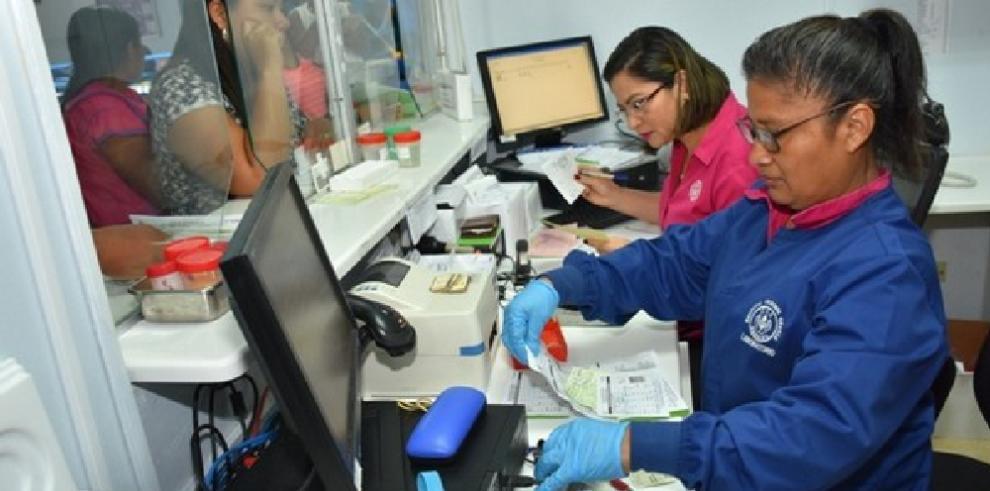 Hospital de Chiriquí Grande procesó más de 30 mil pruebas de laboratorio