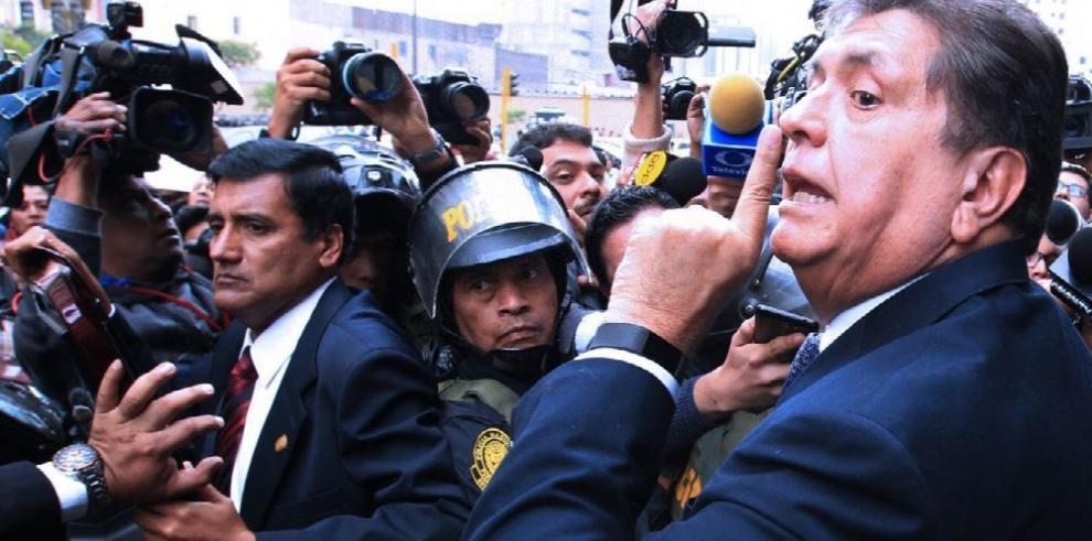 Suicidio de Alan García sacude al Perú y enrarece entorno del caso Odebrecht