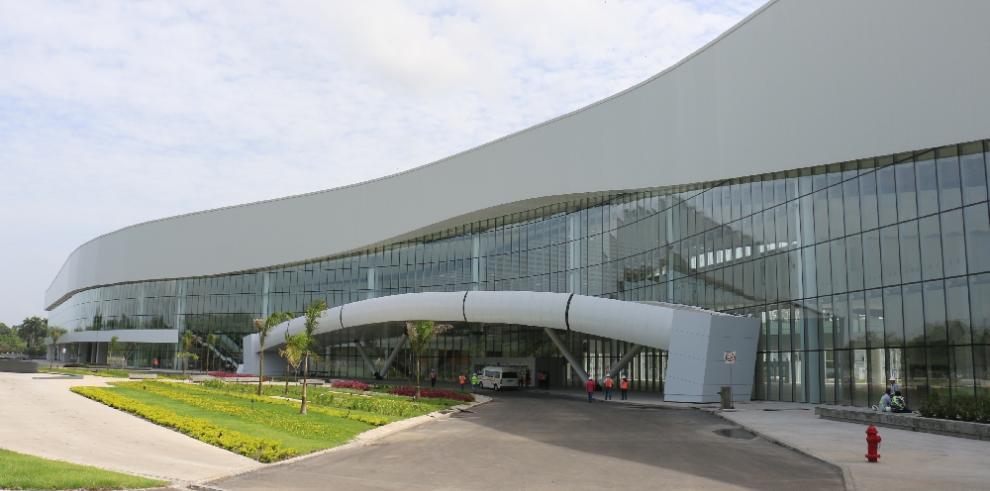 Eskildsen dice que prioridad es concluir y mercadear el Centro de Convenciones de Amador