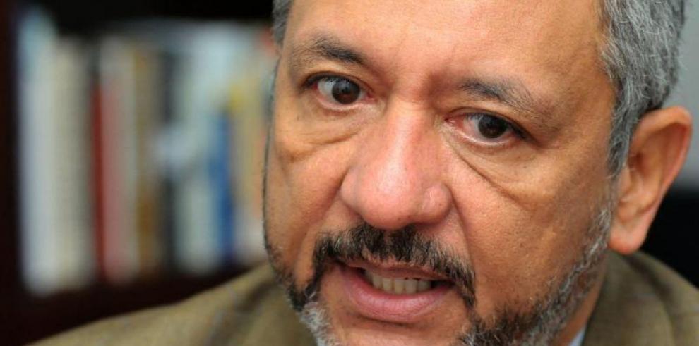 Ricaurte 'Catin' Vásquez es el nuevo administrador del Canal de Panamá