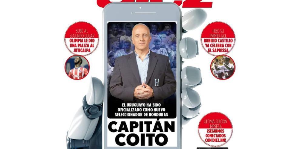 Diario Deportivo Diez cierra edición impresa y potencia plataformas digitales