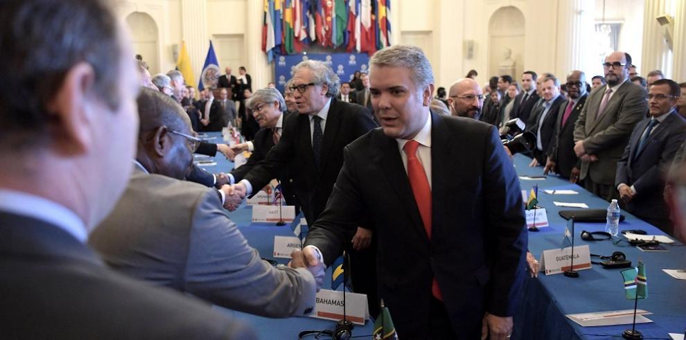 La OEA busca subir la presión a Maduro con propuestas de cambios electorales