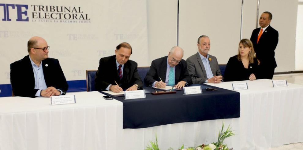 OEA recibirá copia de las actas de escrutinio de las elecciones