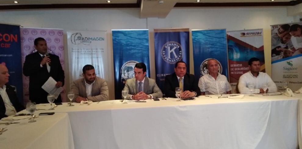 Club Kiwanis de Panamá lanza elPrimer Torneo de Pesca para ayudar a niños de El Chorrillo